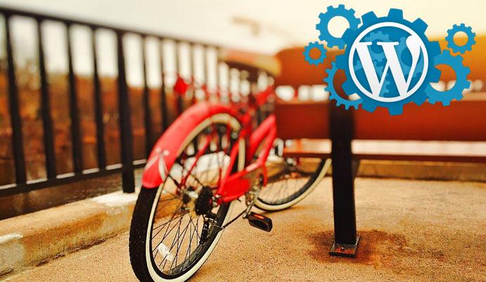 Fotografia d'una bicileta per saber com posicionar imatges amb SEO desde WordPress